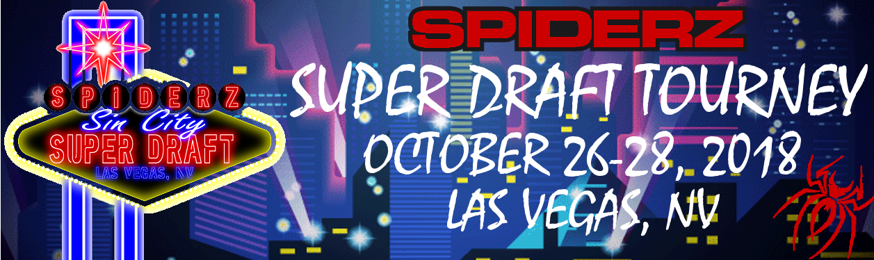 Spiderz Sin City Super Draft